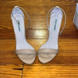 Stecy natural heels